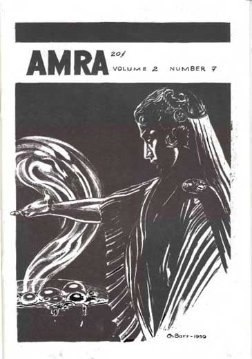 Amra Volume 2 Number 7