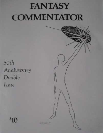 Fantasy Commentator Volume 8 Number 1 & 2 (#45-46)