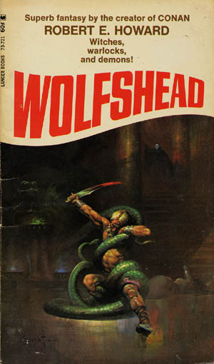 Wolfshead - First Edition