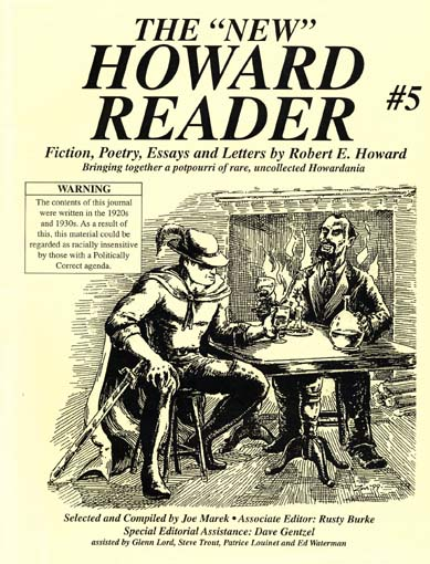 "The ""New"" Howard Reader #5"