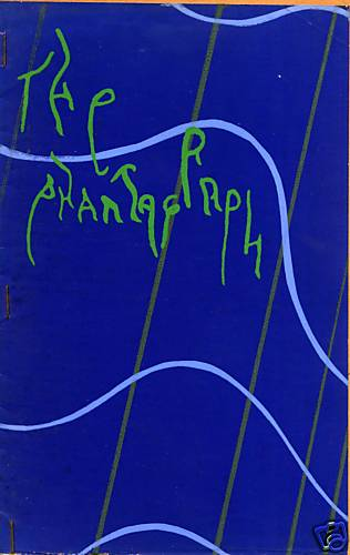 The Phantagraph Volume 8 Number 3