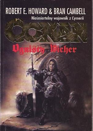 Conan. Ognisty wicher