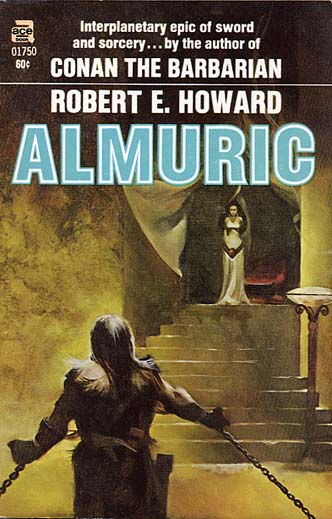 Almuric second edition