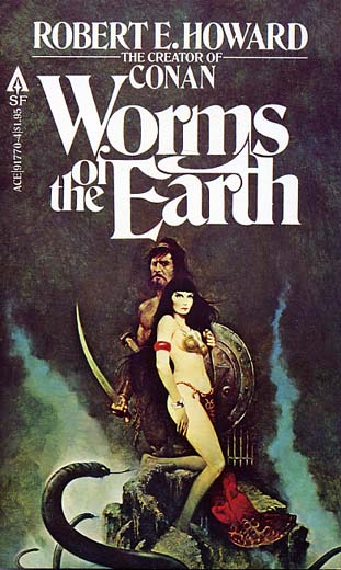 Worms of the Earth 1st