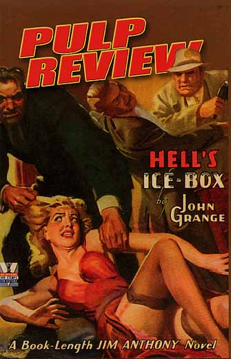 Pulp Review #13 (Reprint Edition)