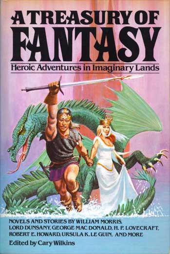 A Treasury of Fantasy