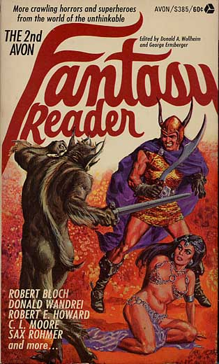 The Second Avon Fantasy Reader