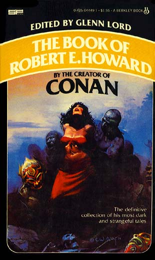 The Book of Robert E. Howard