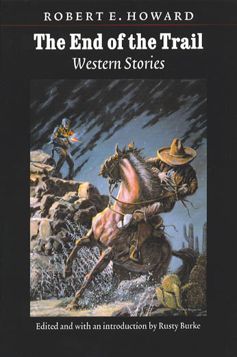 The End of the Trail: Western Stories - Bison