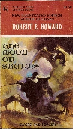 The Moon of Skulls - 3rd edition