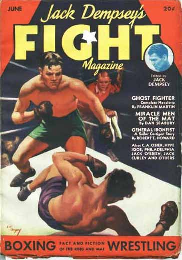 Jack Dempsey's Fight Magazine Volume 1 Number 2