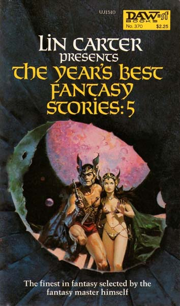 The Year's Best Fantasy Stories: 5
