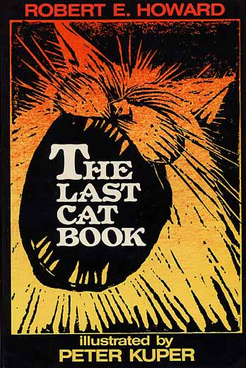The Last Cat Book