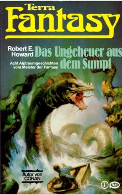 Terra Fantasy 84: Das Ungeheuer aus dem Sumpf (The Monster from the Swamp)