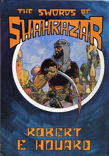 The Swords of Shahrazar - FAX