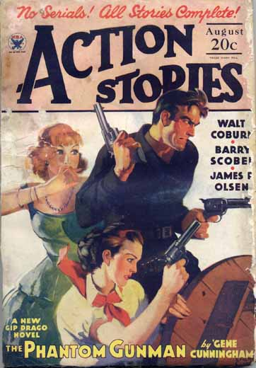 Action Stories Volume 13 Number 3
