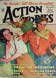 Action Stories Volume 13 Number 5