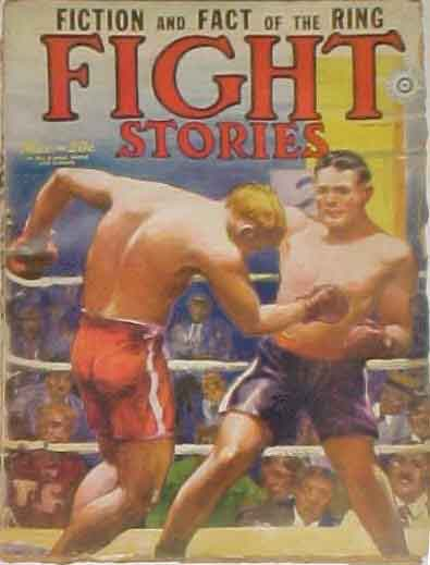 Fight Stories Volume 2 Number 10