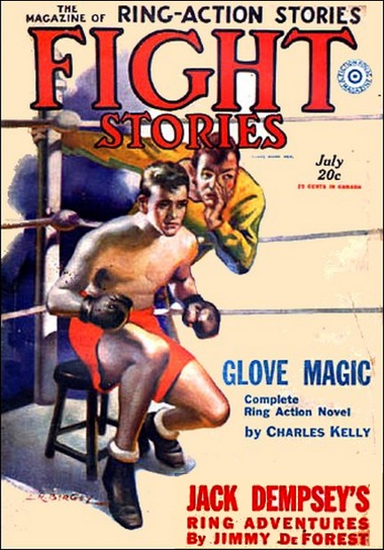 Fight Stories Volume 2 Number 2
