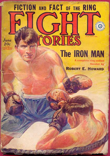 Fight Stories Volume 3 Number 1