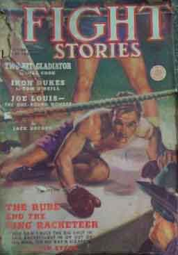 Fight Stories Volume 5 Number 12