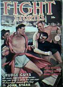 Fight Stories Volume 5 Number 5