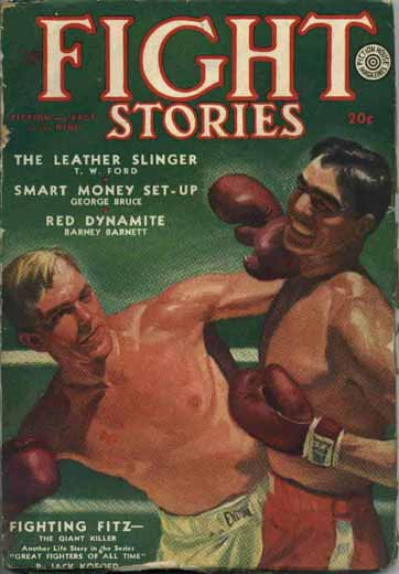 Fight Stories Volume 5 Number 7