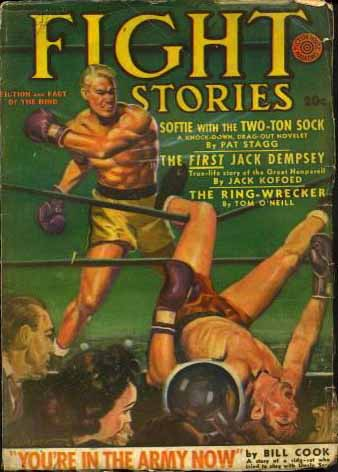 Fight Stories Volume 6 Number 9