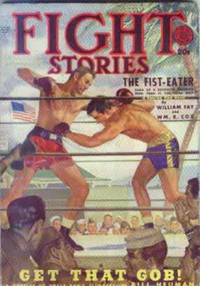 Fight Stories Volume 7 Number 1