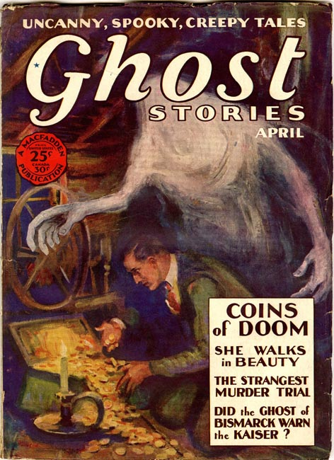 Ghost Stories Volume 6 Number 4