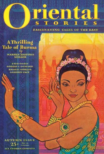 Oriental Stories Volume 1 Number 6