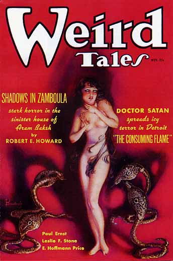 Weird Tales Volume 26 Number 5