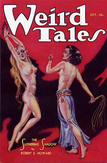 Weird Tales Volume 22 Number 3