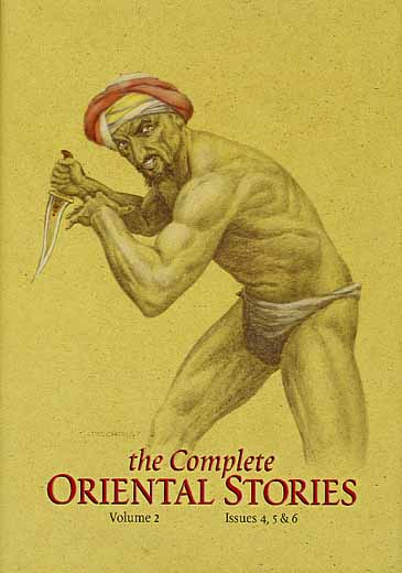 the Complete ORIENTAL STORIES Volume 2