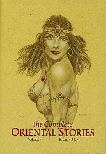 the Complete ORIENTAL STORIES Volume 3