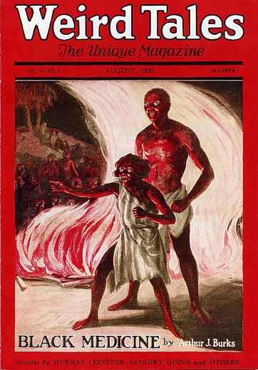 Weird Tales Volume 6 Number 2