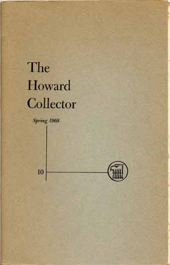 The Howard Collector #10