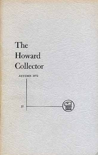 The Howard Collector #17