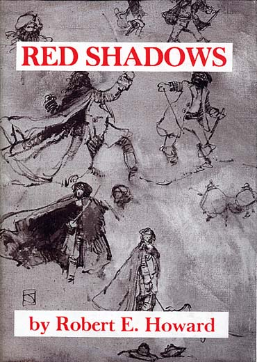 Red Shadows 2nd edition