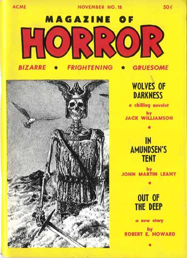 Magazine of Horror #18