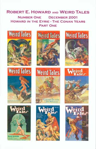 Robert E. Howard and Weird Tales #1