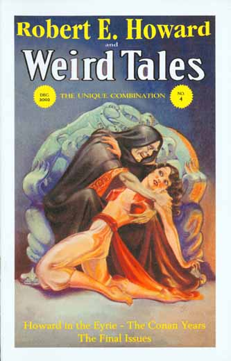 Robert E. Howard and Weird Tales #4