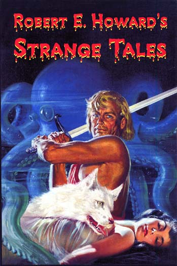 Robert E. Howard's Strange Tales