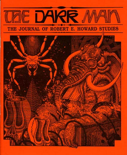 The Dark Man #2: The Journal of Robert E. Howard Studies