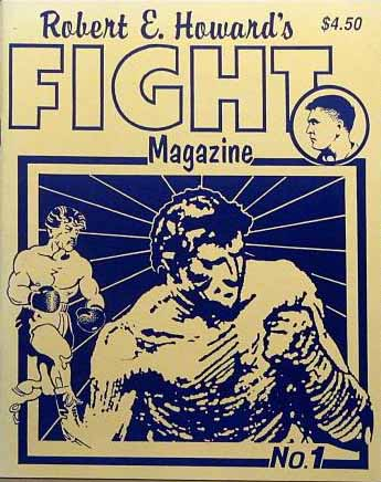 Robert E. Howard's Fight Magazine #1