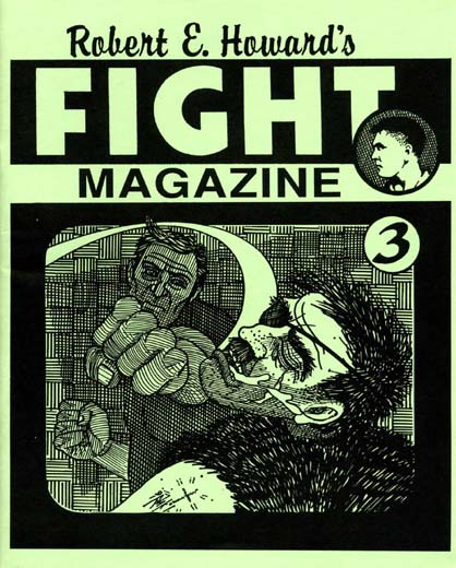 Robert E. Howard's Fight Magazine #3