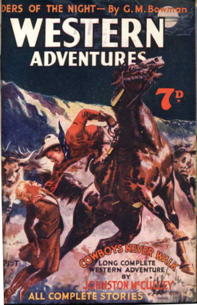 Western Adventures Volume 2 Number 1