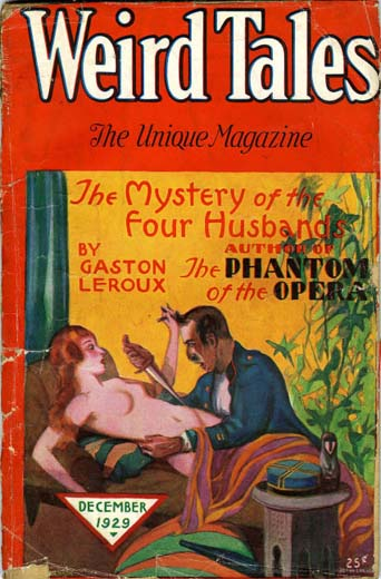 Weird Tales Volume 14 Number 6