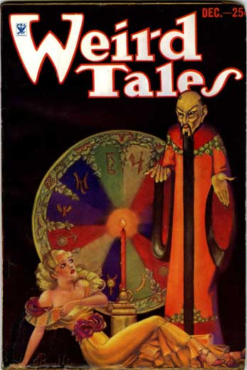 Weird Tales Volume 22 Number 6