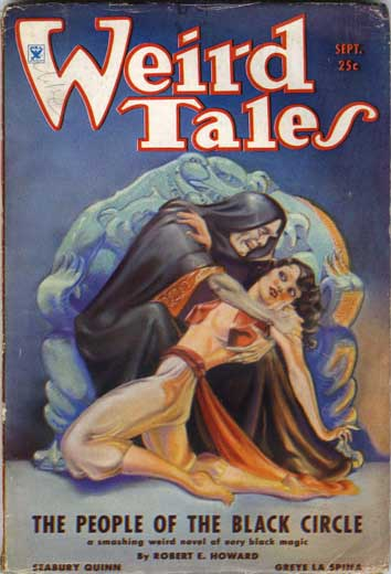 Weird Tales Volume 24 Number 3